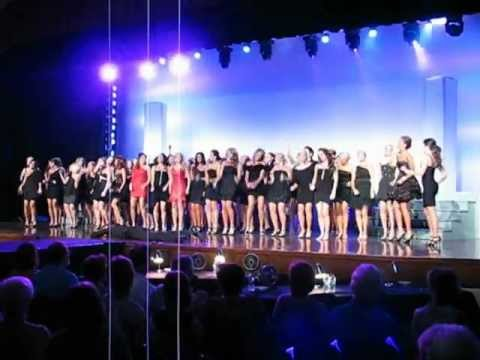 Miss Missouri 2013 Miss &amp; Miss Outstanding Teen Contestants &amp; Principal Performers &quot;Call Me Maybe&quot;