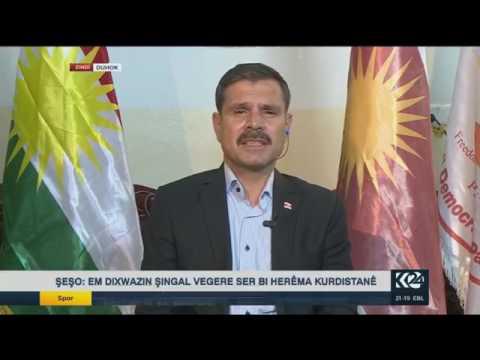 Êzdî kurd in, welatê êzdîyan Kurdistan e û minaqeşe nabe