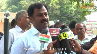 Actor Goundamani Lawyer Filed Petition In Chennai Commissioner Office