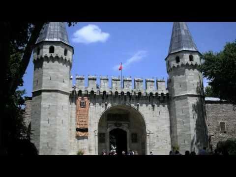 Dolmabahce & Topkapi Palaces Sarayı Bosporus Sultan Homes Istanbul Turkey by BK Bazhe.com