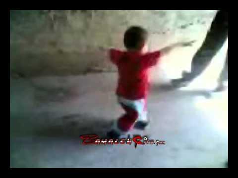 طفل بيرقص رقص عالى اوى ع الشعبى thumbnail
