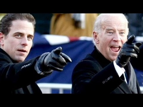 US Vice President's son Hunter Biden thrown out of navy for cocaine