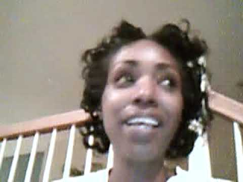Coconut Cream Natural Relaxer - Video 4 Final Results