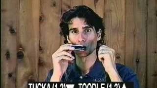 "HARMONICA ""Train-Time Chugging"" Built for Speed: Beginners"