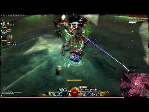 Guild Wars 2 - Arah Dungeon Explorable Guide - Path 1