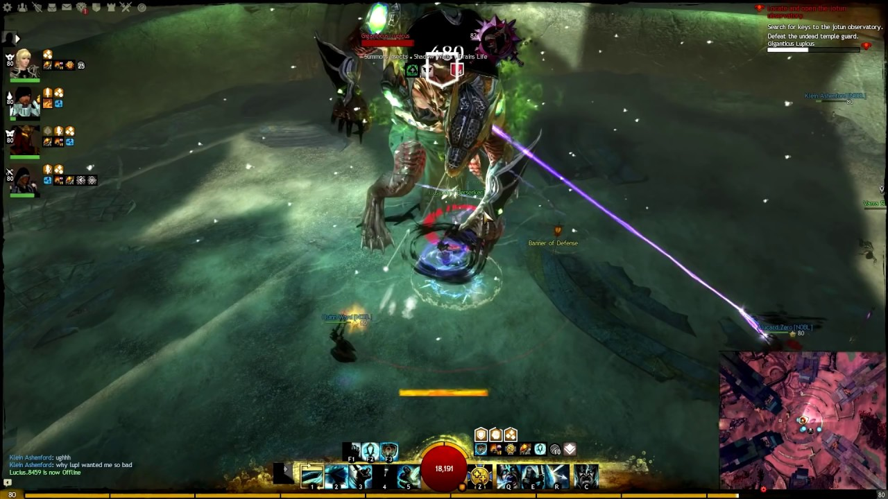 guild wars 2 dungeon guide