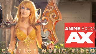 IT'S ANIME EXPO 2018 - CELEBRATE COSPLAY INDEPENDENCE PART II - DIRECTOR?S CUT CMV