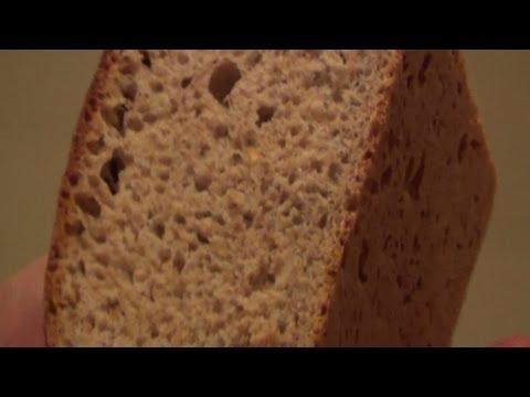 Как приготовить домашний хлеб - видео