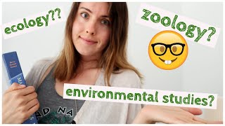 What major should you choose? || Environmental & Wildlife Biologists