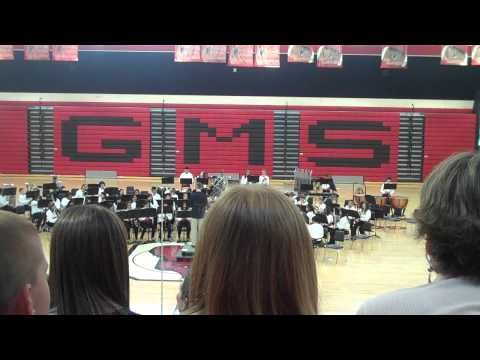 Pinnacle- Gainesville Middle School Concert Band
