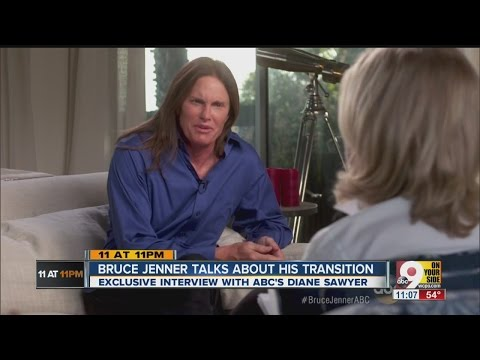 Bruce Jenner talks about his transition