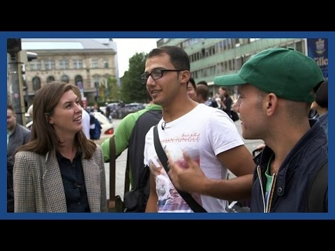 Ich bin ein Syrian: a refugee's journey from Aleppo to a new life in Germany