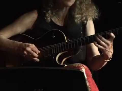 Mimi Fox - Jazz Guitar Master - When The Saints Go Marching