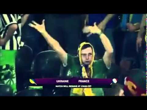 أوكراني يرقص رقص مغربي في مبارة فرنسا x أوكرانيا thumbnail