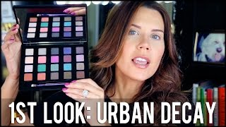 NEW Urban Decay Vice Palette | First Impressions