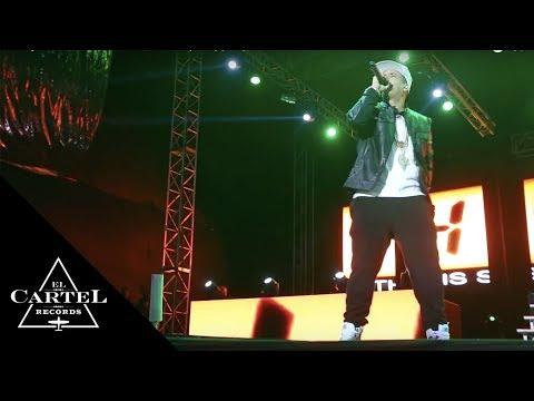 Daddy Yankee - Vivir en Quito Ecuador 2014