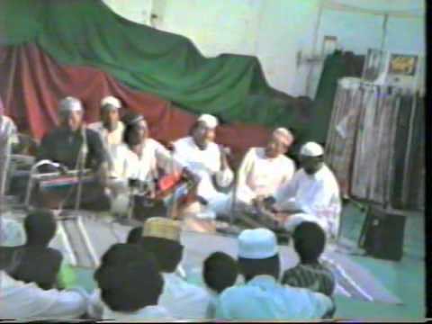 Aaj Rang Hai  ) Ali Mohammad Taji  Qawwal Group Life In South Africa video