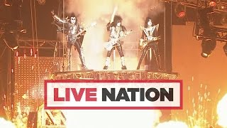 KISS Bring KISSWORLD To The UK This May! | Live Nation UK