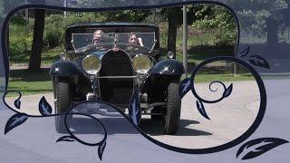 Bugatti Royale... La Grande Dame a du charme