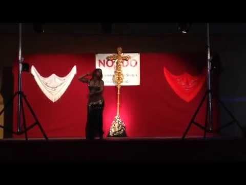Nageena Zuhairah Cruz de Mayo Sagrado Corazón