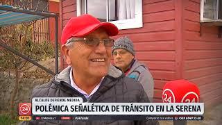 """""""Te creí Fórmula Uno #$%&@?"""": Municipio de La Serena instala polémica señalética para conductores"""