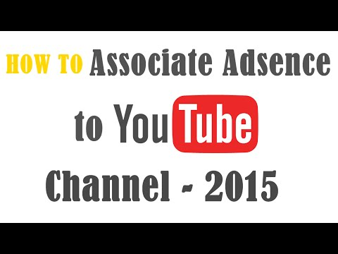How to link ADSENSE ACCOUNT To YouTube channel 2015- Simplified by Sriram