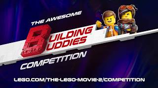 The AWESOME Building Buddies Competition - The LEGO Movie 2 - Building Contest