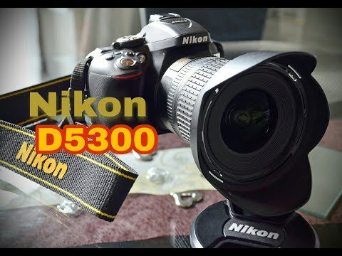 best dslr camera for YouTube!        nikon d5300 review   720p