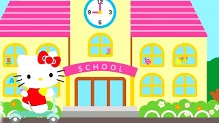 Hello Kitty City - Fun Educational Games for Kids and Children