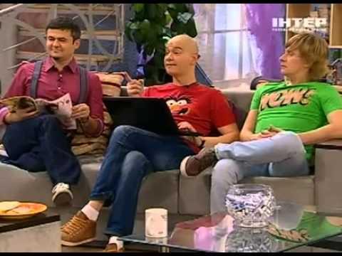 Сергей Притула и Александр Песков - Воскресенье с кварталом  - Интер