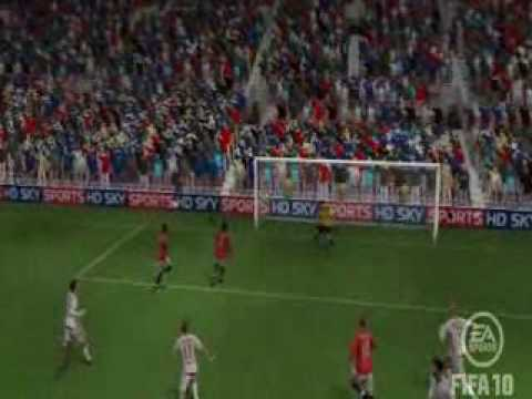FIFA10-My goals complitaion 2