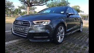 GoPro Drive 108 - 2018 Audi S3 Saloon 2.0 TFSI quattro
