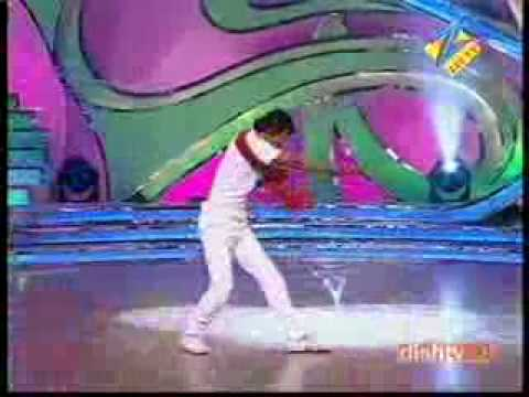 Dharmesh As Jitendra Dancing.flv video