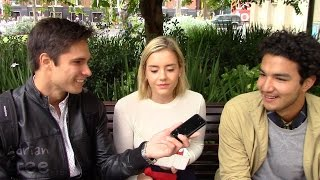What Australian's Think About American's (Street Interview)