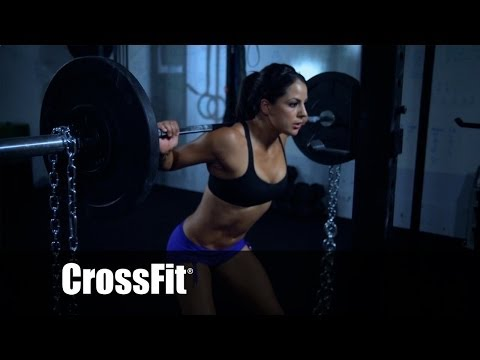 CrossFit - Beauty in Strength