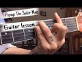 How To Play Popeye The Sailor Man Theme Song On Guitar