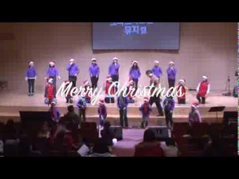 한소망교회 성탄뮤지컬 크리스마스폴카(2013)