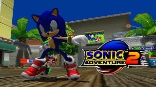 Sonic Adventure 2 HD - City Escape Hard Rank A - Xbox 360 - CJBr