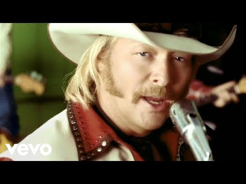 Alan Jackson - Small Town Southern Man Video