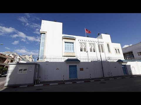 Tunisian embassy staff kidnapped in Tripoli