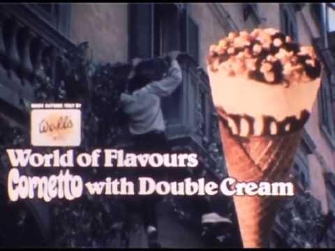 Wall's Cinema Ad Cornetto - YouTube