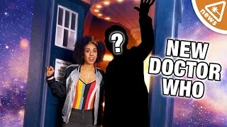 Who We Think the New Doctor Is in Doctor Who! (Nerdist News w/ Jessica Chobot)