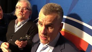 Thunder at Raptors - Billy Donovan