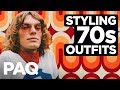 How To Style ICONIC 70s Outfits!