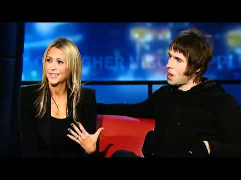 "Liam Gallagher and Nicole Appleton on ""George Stroumboulopoulos Tonight"""