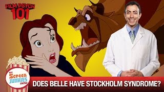 Does Belle from Beauty and The Beast Have Stockholm Syndrome?