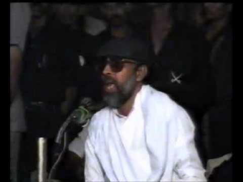 Palani Baba Fire Speech - பழனி பாபா கோபம் - Part 1 video