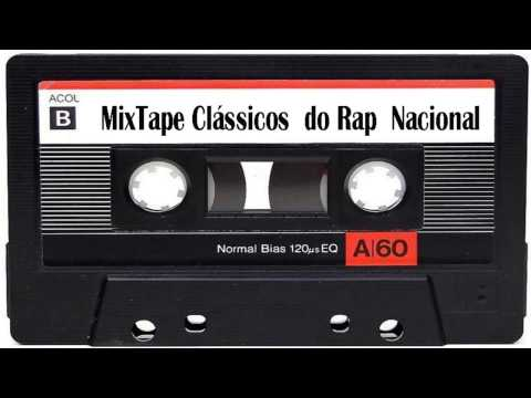 Mixtape Clássicos  Rap  Nacional video