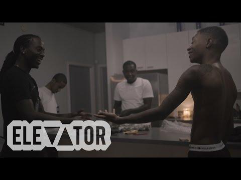 Lil Buck Vibin' (Official Video) rap music videos 2016