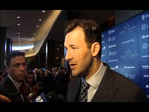 Tony Romo Discusses the Cowboys Offseason